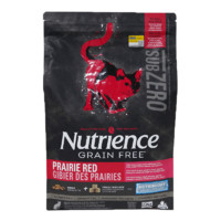 5日预售、女神超惠买: NUTRIENCE 哈根纽翠斯 黑钻红肉混合冻干猫粮 11磅/5kg