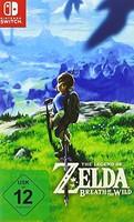 Nintendo 任天堂 Switch游戏《塞尔达传说 旷野之息》中文 现货