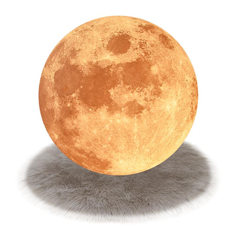 ciaodo QDA2012-2 月球落地燈 0.3m