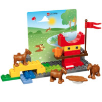 LEGO education 乐高教育 45005 童话王国套装