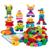 "LEGO education 乐高教育 45018 搭建我的""情绪""套装"