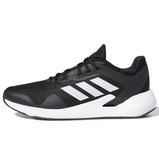 adidas 阿迪达斯  Alphatorsion M 男子跑鞋 EG9627 黑白 42