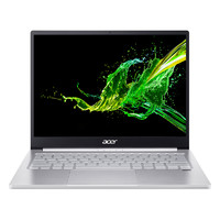 acer 宏碁 新蜂鸟3 SF3 2020款 13.5英寸笔记本电脑(i5-1035G4、16GB、1TB SSD、MX350)