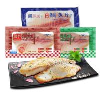 shuanghu 双湖  鲷鱼片营养鱼排 110g*6袋 *2件