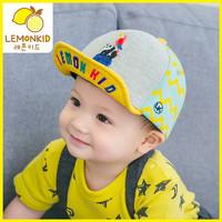 lemonkid 柠檬宝宝 宝宝鸭舌帽