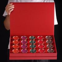 京东PLUS会员:煮者茶叶 小罐装系列 五拼20罐礼盒(正山小种+金骏眉+大红袍+肉桂+铁观音)