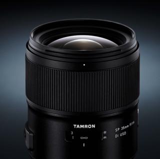 TAMRON 腾龙 F045 35mm F1.4 定焦镜头