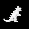 SELETTI 侏罗纪恐龙小夜灯