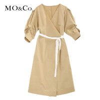 MO&Co. 摩安珂 MA182DRS142 女士连衣裙
