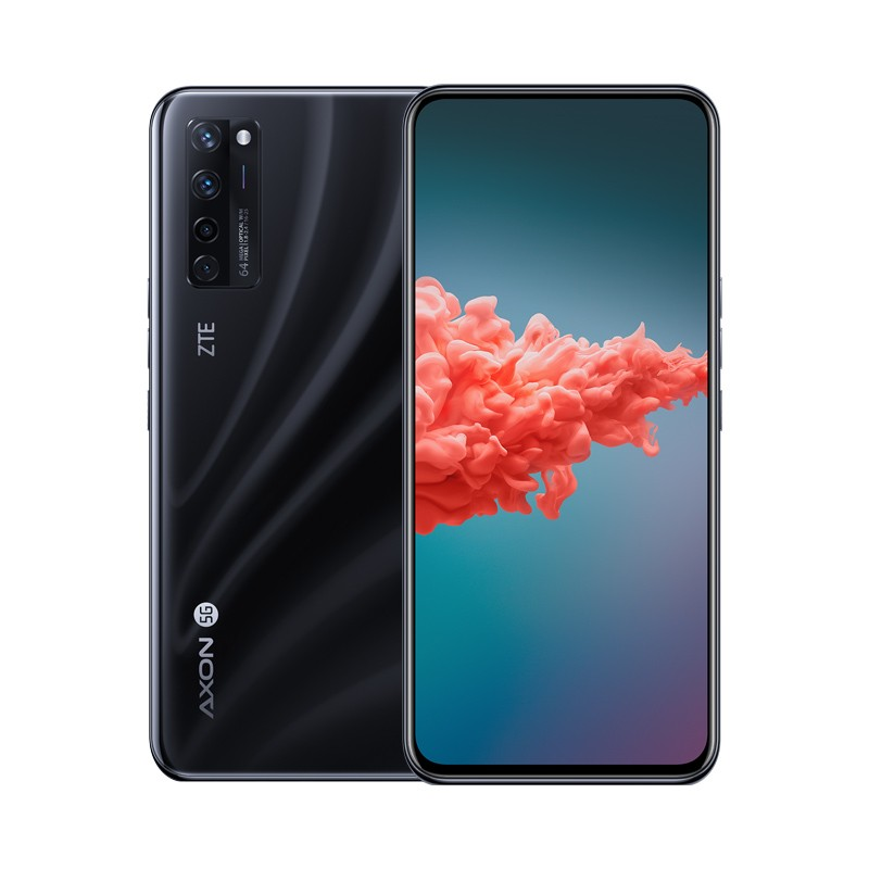 ZTE 中兴 Axon 20 5G手机 8GB+256GB 黑色