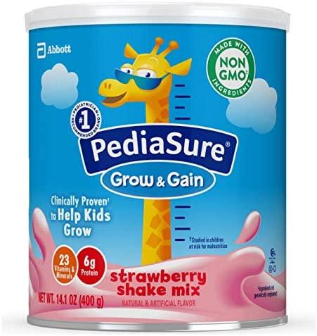 Abbott 雅培 小安素系列 儿童特殊配方奶粉 美版 400g 草莓味