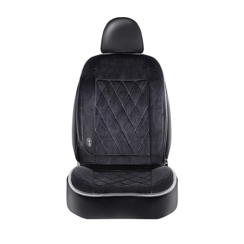 Carsetcity 卡飾社 CS-83060 天鵝絨座墊 單座 黑色