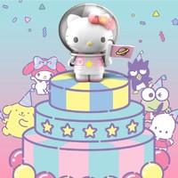 潮昇动漫 正版HelloKitty凯蒂猫 45周年纪念版盲盒