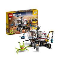 5日0点、女神超惠买、88VIP:LEGO 乐高 创意百变组系列 31107 太空探测车