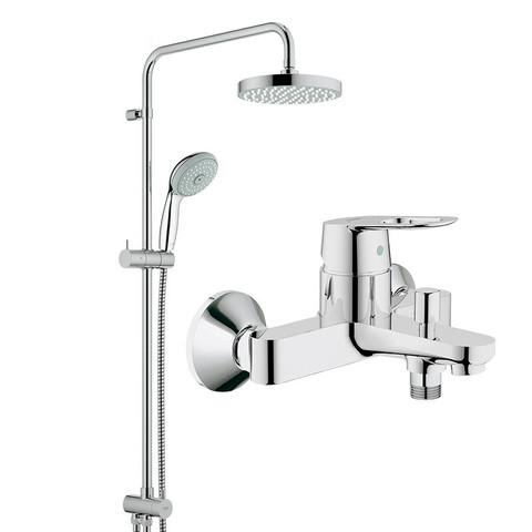 GROHE 高仪 23355000+27389002 淋浴花洒套装
