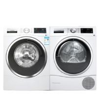 BOSCH 博世 WAU28560HW+WTU879H00W 洗烘套裝
