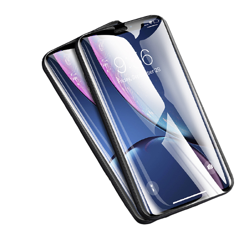SmartDevil 闪魔 iphone xr/11 水凝膜(前膜)