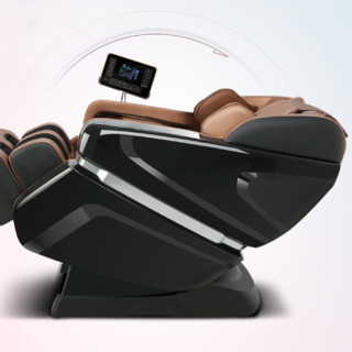 JARE 佳仁 JR-M8 按摩椅 棕黑