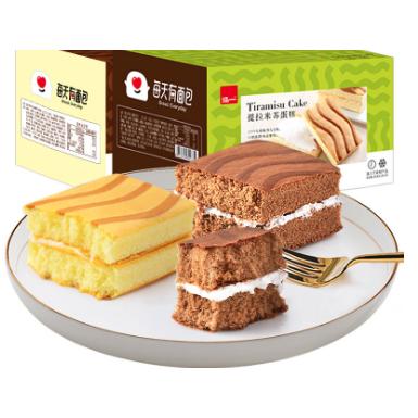泓一 提拉米苏蛋糕 800g