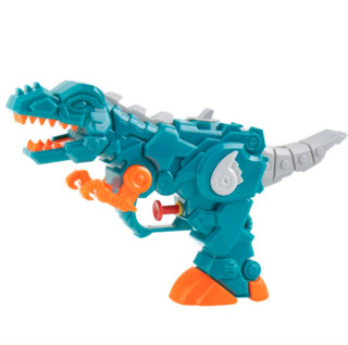 千北 变形恐龙游戏呲水枪