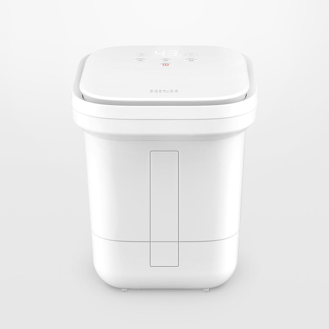 HITH Q1 智能足浴器 有线版 触控款