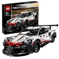 女神超惠买、88VIP:LEGO 乐高 Technic科技系列 42096 保时捷 911 RSR赛车