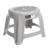 Citylong 禧天龙 塑料矮凳 30.5*27.4*23.2cm