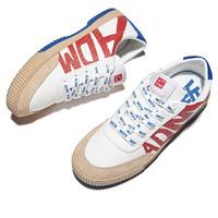 5日0点:DaFuFeiyue 大孚飞跃 × ADM联名 ADM901 情侣款帆布鞋