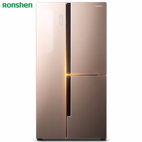 Ronshen 容声 BCD-529WD11HPCA T型 对开三门冰箱 529升