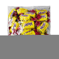 俄羅斯進口食品KDV紫皮糖果巧克力斯拉夫酸奶威化牛奶糖多口味巧克力糖果混合裝喜糖夾心糖 KDV巧克力味花生夾心糖500g*2袋 *2件