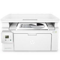 5日0点:HP 惠普 LaserJet Pro MFP M132a 黑白激光一体机