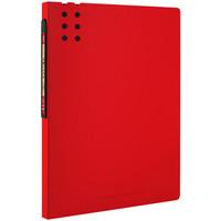 fizz 飞兹 FZ101022 双夹文件夹 红色