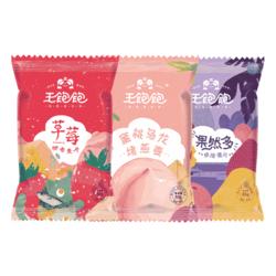 王饱饱 酸奶水果麦片小袋 33g*3袋 *17件