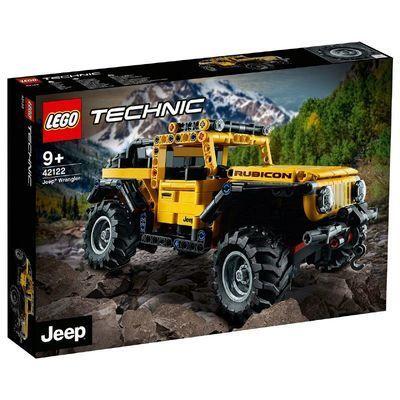 LEGO 乐高 科技系列 42122 Jeep牧马人