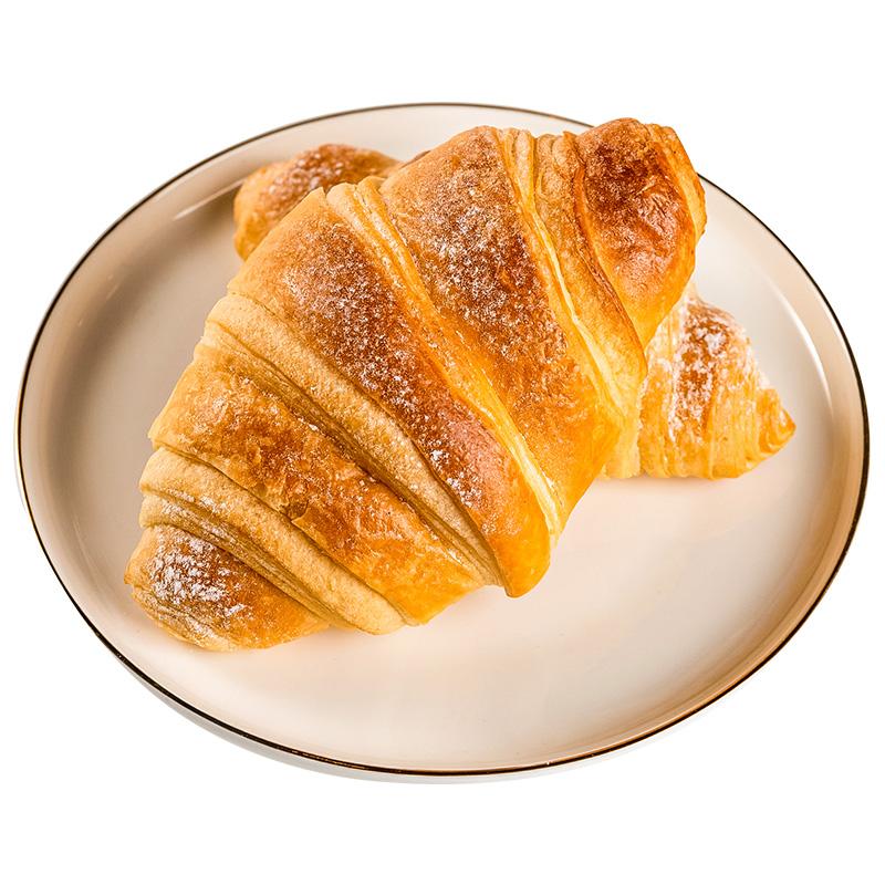 5日0点 : 西厨贝可 牛角面包 可颂 20只