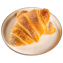 西厨贝可 牛角面包 可颂 20只