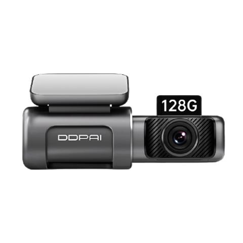 京东PLUS会员:DDPAI 盯盯拍 mini5 4K行车记录仪 128G