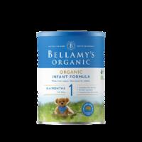 BELLAMY'S 贝拉米 经典有机系列 婴儿奶粉 澳版 1段 300g  (需要换购) +凑单品