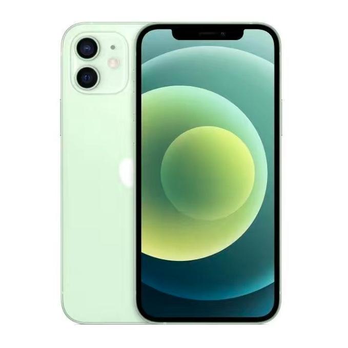 Apple 苹果 iPhone 12 5G智能手机 64GB 绿色