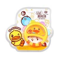 B.Duck 小黄鸭  宝宝七彩手摇铃