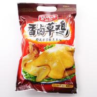 yurun  雨润  香卤草鸡  400g