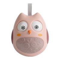 babycare不倒翁玩具 儿童玩具0-3岁婴儿玩具 宝宝早教玩具 MBL0201香槟粉