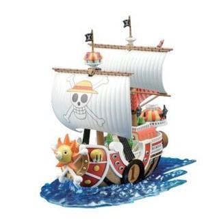 有券的上 : BANDAI 万代 拼装模型船玩具 万里阳光号小版