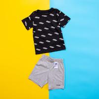 adidas 阿迪达斯 婴童运动套装