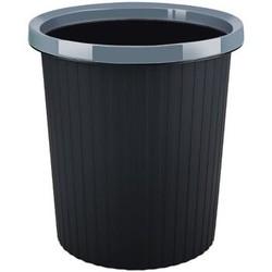 五月花 11L压圈垃圾桶环保分类塑料垃圾篓 家用厨房卫生间办公耐用大容量纸篓WYH-GB101 *5件