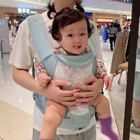 百亿补贴、移动专享:BoBDoG 巴布豆 婴幼儿背带腰凳