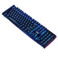 AOC 冠捷 KB121 有线薄膜键盘 黑色 单光