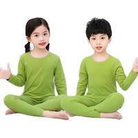 嘟嘟童話 20200830 兒童秋衣褲套裝