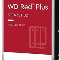 Western Digital 西部数据 红盘系列 3.5英寸NAS硬盘 10TB 256MB(5400rpm、PMR)WD101EFBX