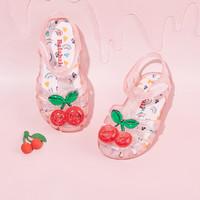 Balabala 巴拉巴拉 夏季女童凉鞋